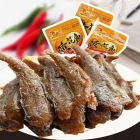500g 香酥小黄鱼