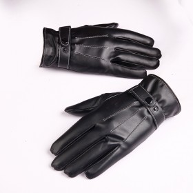 手套男士保暖秋冬季