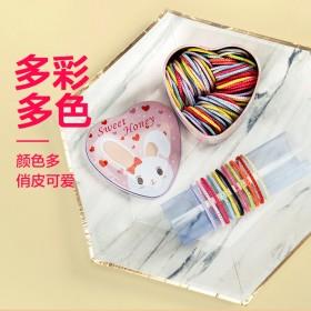儿童头绳不伤发女童皮筋韩国宝宝发饰发圈扎头发橡皮筋