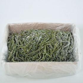 5斤整装箱 盐渍碎短海带丝