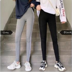 女装秋新款韩版时尚修身显瘦打底裤子外穿