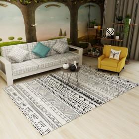 摩洛哥风格地毯地垫