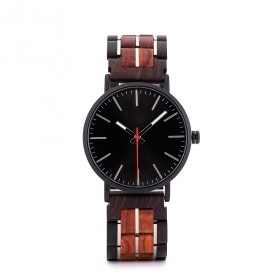 学生潮流手工木质手表男表简洁大方时尚木表