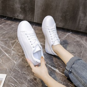 小白鞋女2020爆款网红厚底学生女鞋休闲鞋白色板鞋