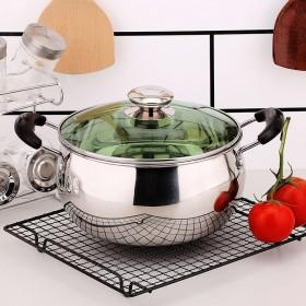 【特厚大容量】不锈钢汤锅家用煲汤