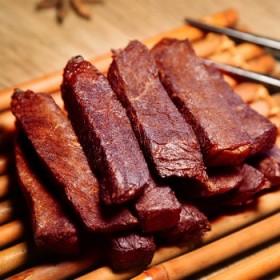 内蒙古手撕风干牛肉小零食500g