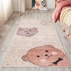 家用长条厨房地垫吸水吸油防滑卧室床边床尾脚垫门