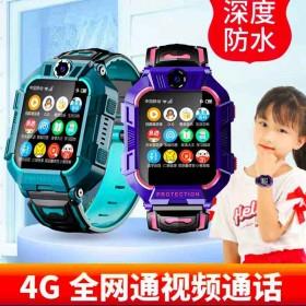 天才儿童电话手表智能定位多功能学生防水防摔能打可视