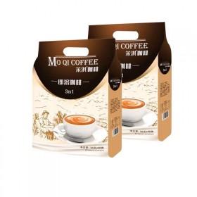40袋 三合一即溶咖啡经典原味三合一速溶白咖啡粉