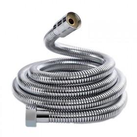 1.5米花洒热水器淋浴管不锈钢软管加长喷头花洒软管