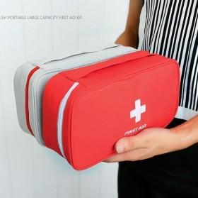 户外便携急救包医用药品旅行收纳包野外随身求生应急医