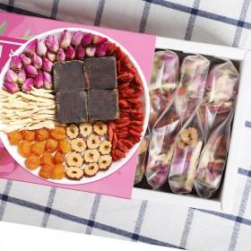 玫瑰红糖姜茶一盒 20包