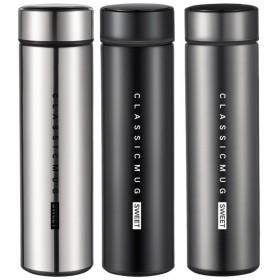 304不锈钢保温杯男女便携大容量简约保温水杯保温瓶