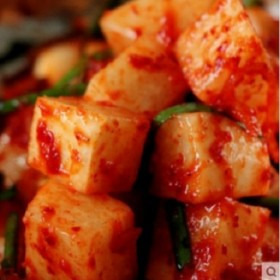 正宗延边朝鲜族手工萝卜泡菜3斤