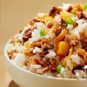 瑶柱香菇拌饭137g拌饭冲泡米饭海底捞自热米饭免自