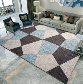 北欧ins风格/家用地毯客厅沙发茶几卧室床边可水洗