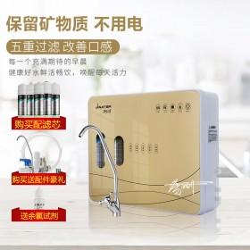净水器除氯自来水过滤器一套送试剂水龙和配件