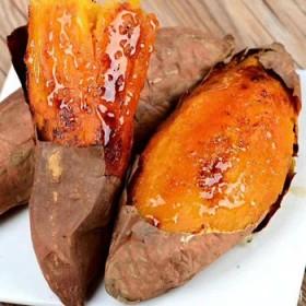 山东蜜薯糖心红薯