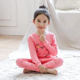 3-15岁中大童儿童纯棉秋衣秋裤内衣套装保暖内衣