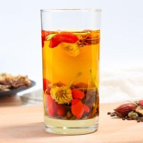 京东 养甘茶300g 菊花决明子枸杞茶蒲公英根茶