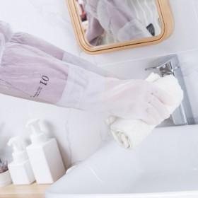 家务手套透白款洗衣防水塑胶胶皮家用清洁防滑加厚耐用