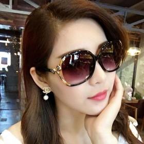防晒偏光墨镜女士明星网红眼镜全框太阳镜开车防紫外线