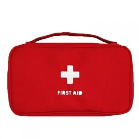 家用便携急救包医用药品旅行收纳包户外野外随身求生应