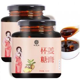 【晒五图】阿胶怀糖姜膏1罐530克
