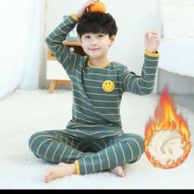 童装儿童保暖内衣套装冬