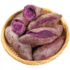 【5斤】中大薯香甜粉糯紫薯新鲜番薯板栗红薯地瓜蜜薯