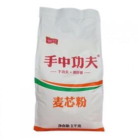 河南新乡面粉麦芯粉1kg*4袋