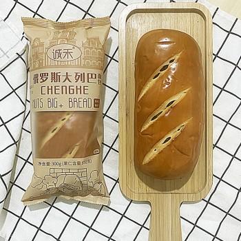 大列巴面包坚果核桃俄罗斯全麦新疆列巴俄罗斯切片面包