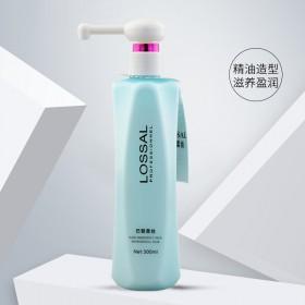持久Q弹力素护卷发保湿定型啫喱水膏女香水型修复精华