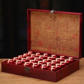 30罐金骏眉礼盒装 红茶茶叶蜜香型一级 中秋节过年