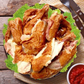 德州扒鸡 整只真空开袋即食鸡肉