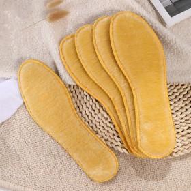 3双棉鞋垫保暖加绒加厚保暖软底脚垫子吸汗防臭透气
