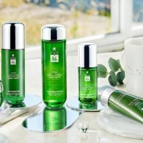 麻元素大麻叶敏感肌护肤品套装补水保湿乳液修护皮肤屏