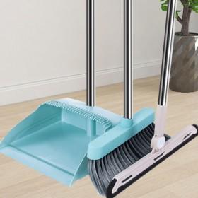3件套 扫把簸箕套装组合单个家用软毛