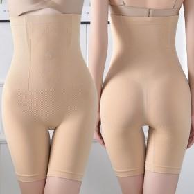 高腰收腹内裤提臀无痕塑身女塑形塑身束腰收小肚子量