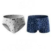 两条装男士品牌内裤