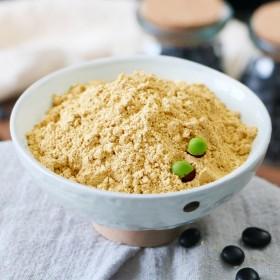 纯正黑豆粉无糖无添加500g现磨熟冲饮即食养发