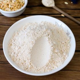 纯燕麦粉500克低热量无添加早餐全熟冲泡即食代餐粉