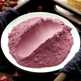 纯天然玫瑰花粉500克食用超细粉自制面膜粉烘焙