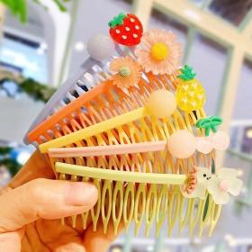 韩版学生儿童可爱发夹发饰发卡女1个