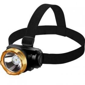 led防水夜钓头戴感应充电氙气灯