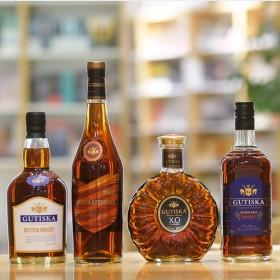 4瓶洋酒组合威士忌xo白兰地伏特加鸡尾酒套装香槟