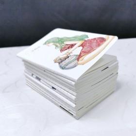 共12本星座空白手账本记事本缝线本十二星座各一本