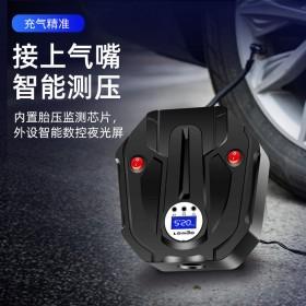 车载充气泵12v多功能车用便携