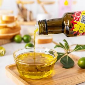 榄露特级初榨橄榄油250ml纯橄榄油餐用烹饪婴儿橄