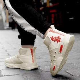 男女童鞋高帮运动鞋儿童篮球鞋